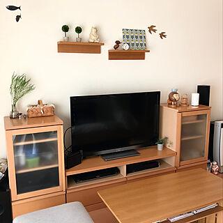 女性家族暮らし4LDK、シンプルナチュラル すっきり暮らす。に関するrakudaさんの実例写真