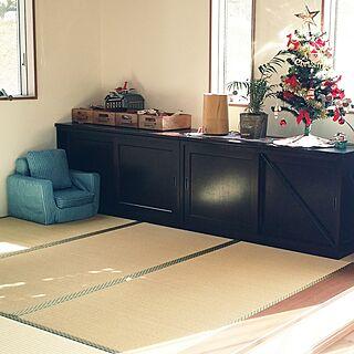 部屋全体/こあがり和室/こども部屋のインテリア実例 - 2016-11-29 12:10:36