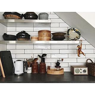 キッチン背面の人気の写真(RoomNo.3113093)