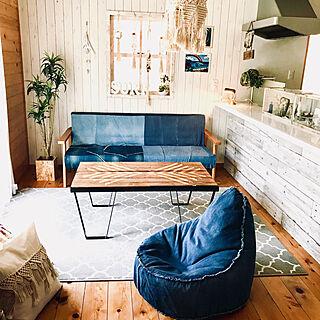 女性家族暮らし、生活空間ランランに関するmamyuさんの実例写真