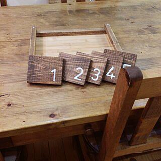 キッチン/DIY/ハンドメイド/100均/竹のまな板のインテリア実例 - 2014-09-04 21:47:56