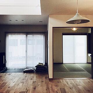 オーク無垢床の人気の写真(RoomNo.3109468)