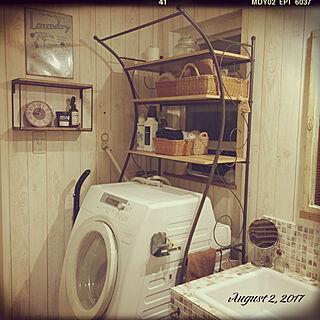 洗濯機の人気の写真(RoomNo.2876296)