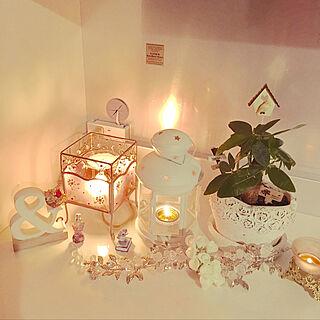 女性59歳の家族暮らし4LDK、イケヤの雑貨に関するMARIRINさんの実例写真
