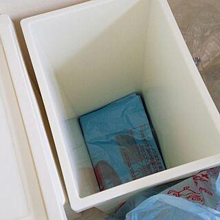 、ゴミ袋収納に関するさんの実例写真
