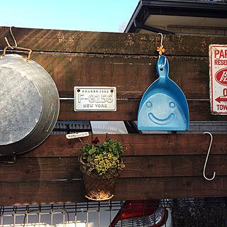 、玄関の雑貨に関するmeguriさんの実例写真
