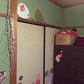 女性家族暮らし3DK、箪笥に関するneko-2.2.2runmuさんの実例写真
