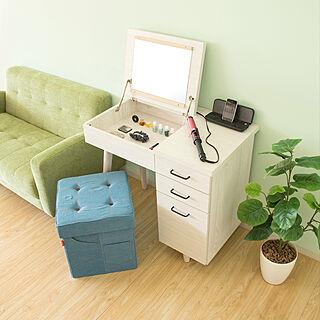 机の人気の部屋
