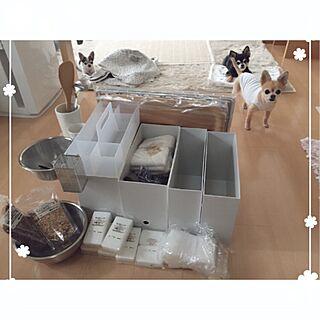 リビング/無印ファミリーセール/賃貸マンション/無印良品のインテリア実例 - 2017-05-27 13:23:42