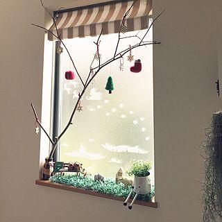 女性家族暮らし4LDK、冬バージョンに関するnorikoko310さんの実例写真