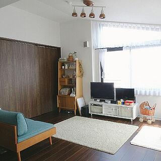 女性32歳の家族暮らし3LDK、赤ちゃん 部屋に関するmaaaさんの実例写真