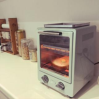 キッチン/Toffy/トースターのインテリア実例 - 2017-12-09 17:54:48