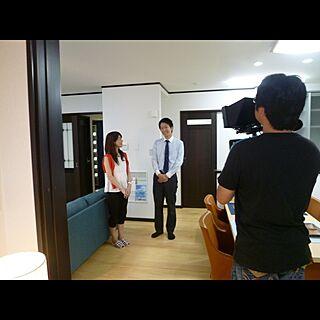 その他家族暮らし3LDK、テレビ放送に関するDAIYAHOME_officialさんの実例写真