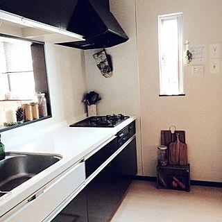 キッチン/DUNSK/ダンスク/LIXIL/生活感...などのインテリア実例 - 2016-01-13 11:25:08