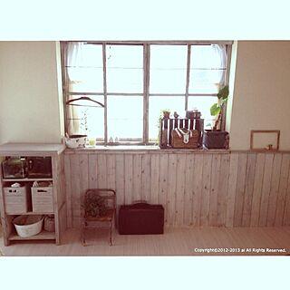 部屋全体/板壁/アクアリウム/和室/DIY...などのインテリア実例 - 2013-03-13 15:56:56
