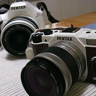 カメラ/一眼/PENTAXのインテリア実例 - 2013-09-12 21:11:24