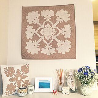 ACTUS/ZARA HOME/IKEA/棚/Hawaii♡...などのインテリア実例 - 2015-10-05 00:00:01