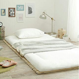 、すのこベッド 折りたたみに関するRumoさんの実例写真