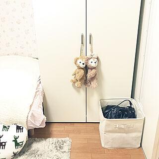 女性一人暮らし1K、白い部屋に関するRIKAYURAさんの実例写真