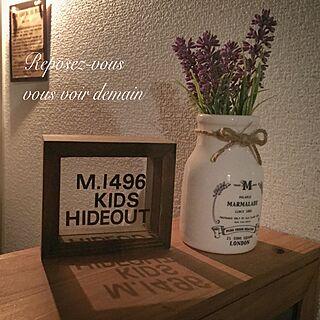 女性2LDK、KIDS HIDEOUTに関するmashiさんの実例写真