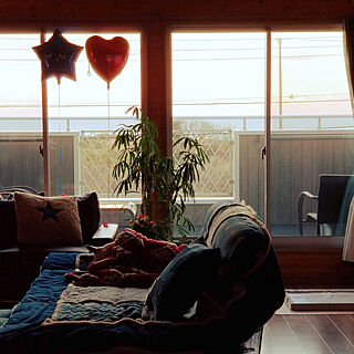 女性同棲3LDK、家の近くに関するkimuneisanさんの実例写真