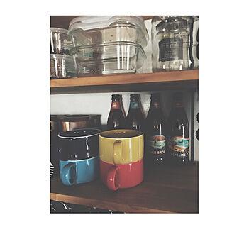 キッチン/KonaBeer/耐熱ガラス容器/ダイソーのインテリア実例 - 2017-08-02 14:35:07