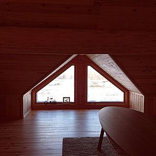 壁/天井/ナチュラル/IKEA/シンプル/ログハウス...などのインテリア実例 - 2018-12-27 20:42:57