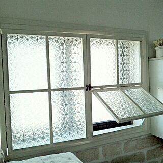 キッチン/窓枠/DIYのインテリア実例 - 2014-01-24 14:56:23