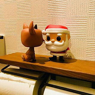 バス/トイレ/我が家のイベント/雑貨/クリスマスのインテリア実例 - 2017-11-08 22:18:37