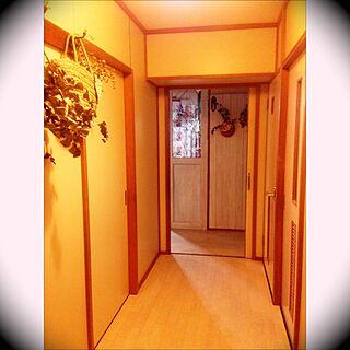 女性40歳の家族暮らし3DK、背板に関するKeikoさんの実例写真