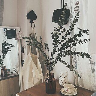 ベッド周り/ナチュラル/カフェ風/アールグレイティー/IKEA...などのインテリア実例 - 2017-07-20 23:42:10