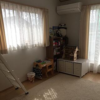 女性38歳の家族暮らし4LDK、子供部屋に関するPANDA1013さんの実例写真