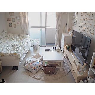 女性29歳の一人暮らし1K、B-COMPANYに関するshiori.s02さんの実例写真
