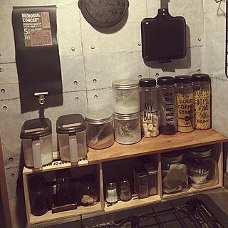 女性家族暮らし4LDK、給湯器スイッチカバーに関するkayjmrさんの実例写真