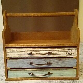 、木製BOXに関するN-Factoryさんの実例写真