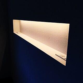ベッド周り/コンセント/寝室/ニッチ/寝室の照明...などのインテリア実例 - 2016-12-28 20:13:27
