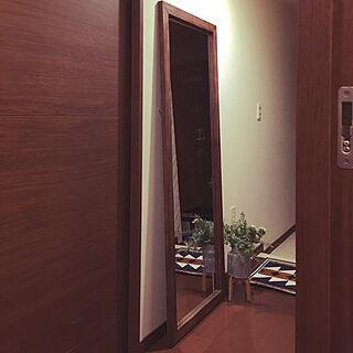 女性34歳の、アンティーク調鏡に関するryokoさんの実例写真