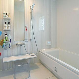 女性35歳の家族暮らし、浴槽に関するhanaさんの実例写真