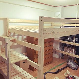 子供部屋/手作り/DIY/部屋全体のインテリア実例 - 2020-10-11 02:55:19