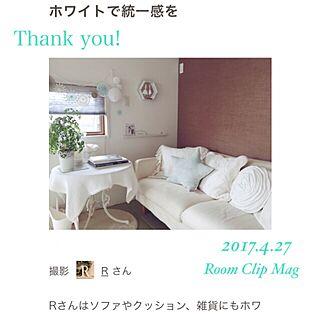 リビング/いつもいいねやコメありがとうございます♡/感謝です♡/RoomClip mag/読書空間...などのインテリア実例 - 2017-04-28 17:27:36