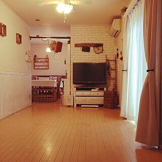 女性37歳の家族暮らし4LDK、ハンキングカゴに関するmoshi.kame.houseさんの実例写真