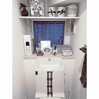 女性の、、家族住まいの「バス/トイレ」についてのインテリア実例