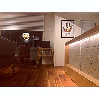 キッチン/イギリスアンティーク/ヴィンテージ/ワゴン/造作キッチン...などのインテリア実例 - 2018-11-12 20:41:55