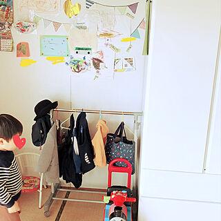 27歳の家族暮らし4DK、タンスに関するAKIさんの実例写真