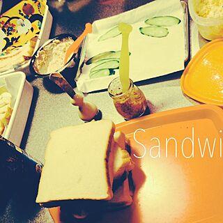 キッチン/運動会/夜な夜な/マリメッコ/大発見...などのインテリア実例 - 2014-09-27 22:40:22