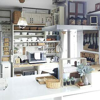 食器棚リメイクの人気の写真(RoomNo.2399078)