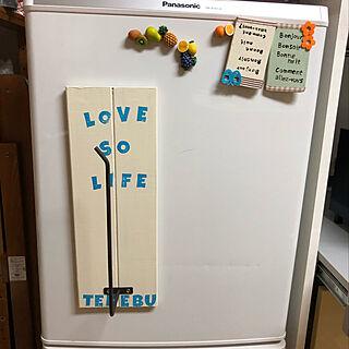 女性55歳の家族暮らし、Kitchenペーパーホルダーに関するfusaさんの実例写真