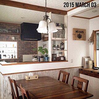キッチンシェルフの人気の写真(RoomNo.725338)