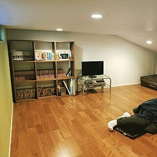 女性家族暮らし2LDK、ガレージに関するflat_house_japanさんの実例写真