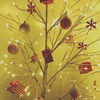 ツリー/いつもいいねやコメありがとうございます♡/雑貨/ホワイト/クリスマス...などのインテリア実例 - 2020-11-22 00:03:37
